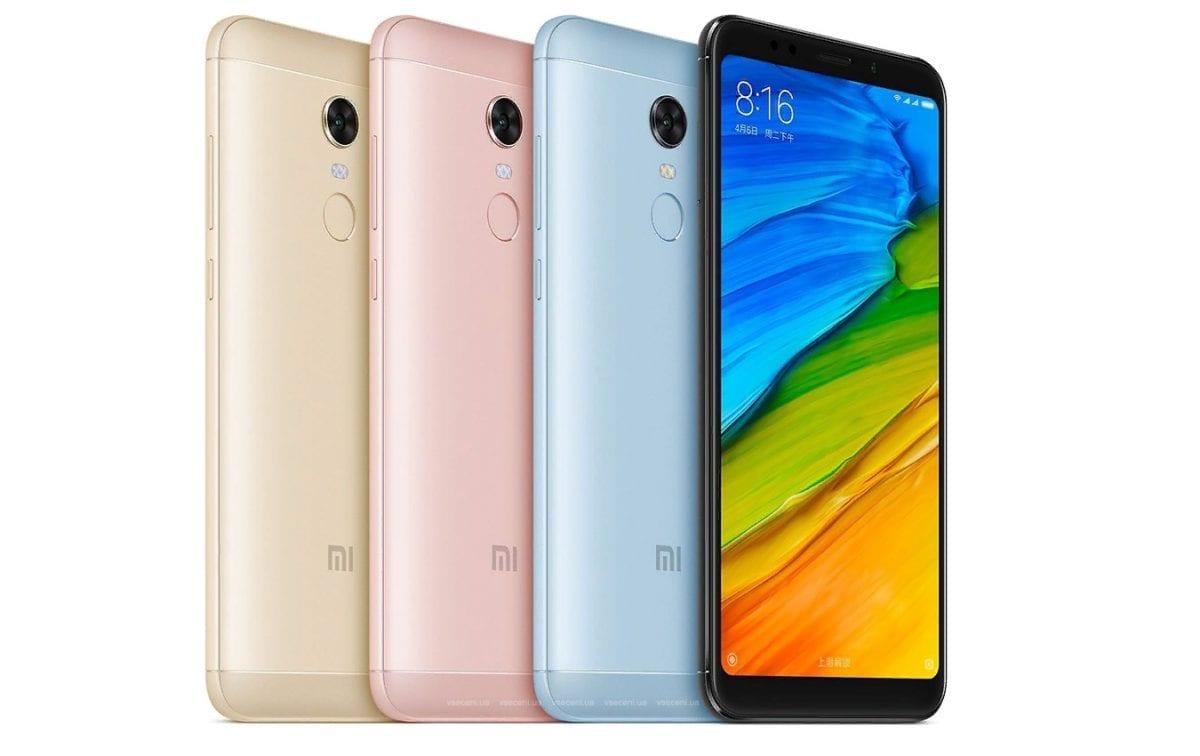 Рис. 7. Redmi 5 Plus – бюджетный смартфон с неплохим процессором.