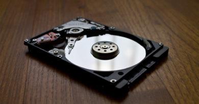 Компьютер не видит жесткий диск