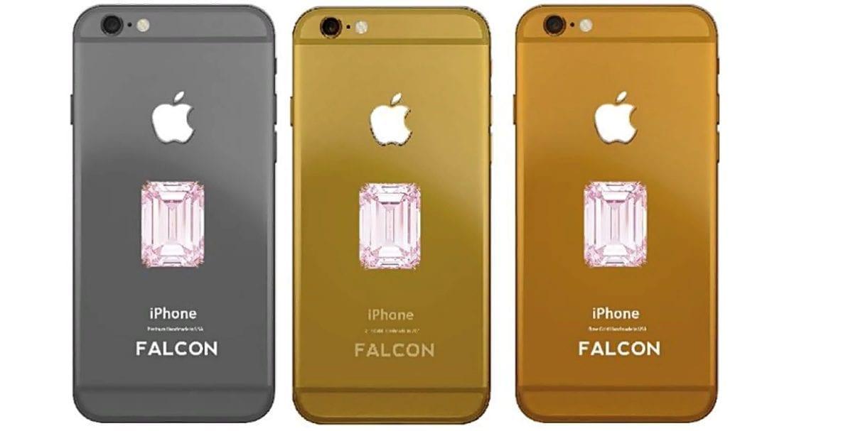 Рис. 1. Самая дорогая в мире модель смартфона.
