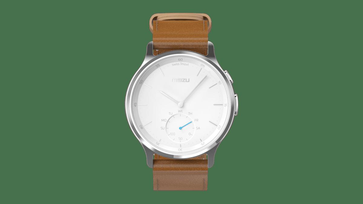 Рис. 11. Смарт-часы Meizu Mix – стильный и долговечный гаджет.