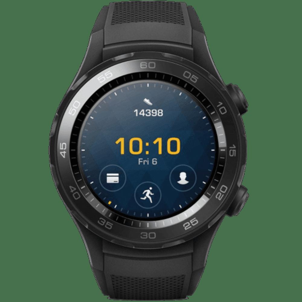 Рис. 3. Huawei Watch 2 – одна из самых функциональных моделей.