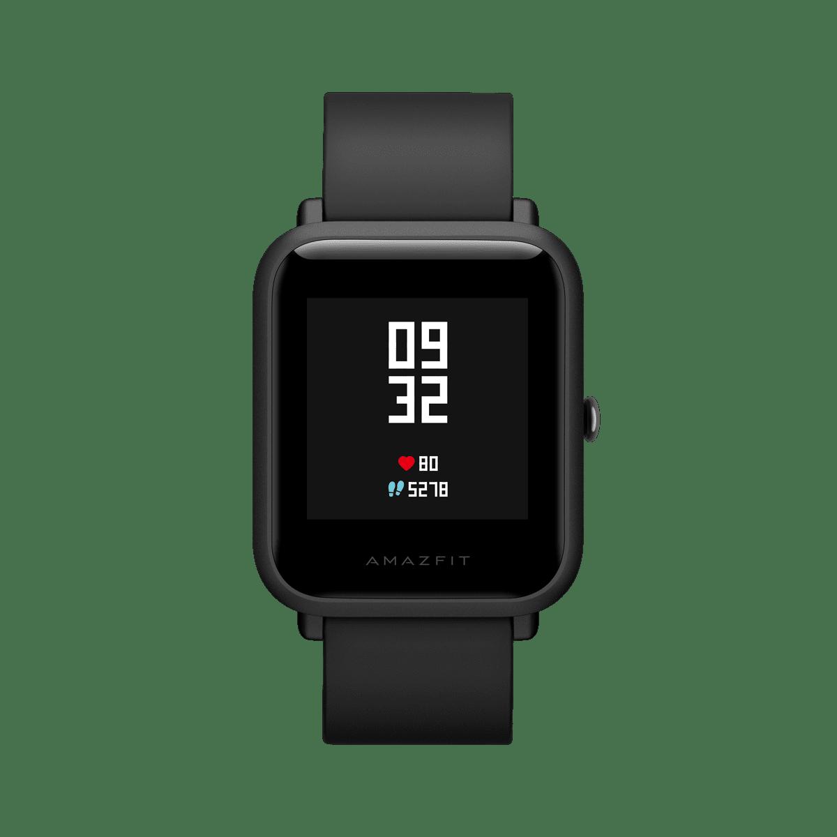 Рис. 8. «Умные часы» Amazfit Bip – очередной бюджетный и функциональный вариант от Xiaomi.
