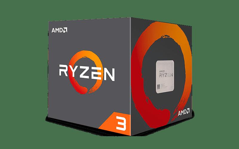 Рис. 10 – AMD Ryzen 3 2200G