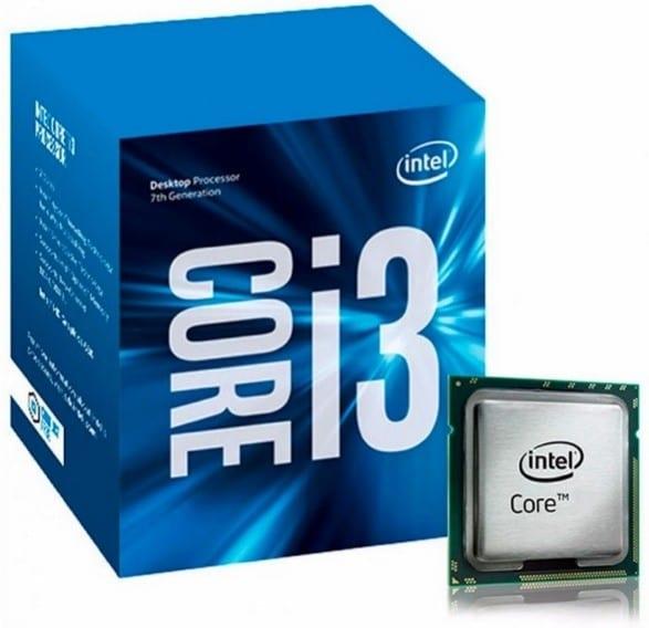 Рис. 7 - Intel Core i3-7100