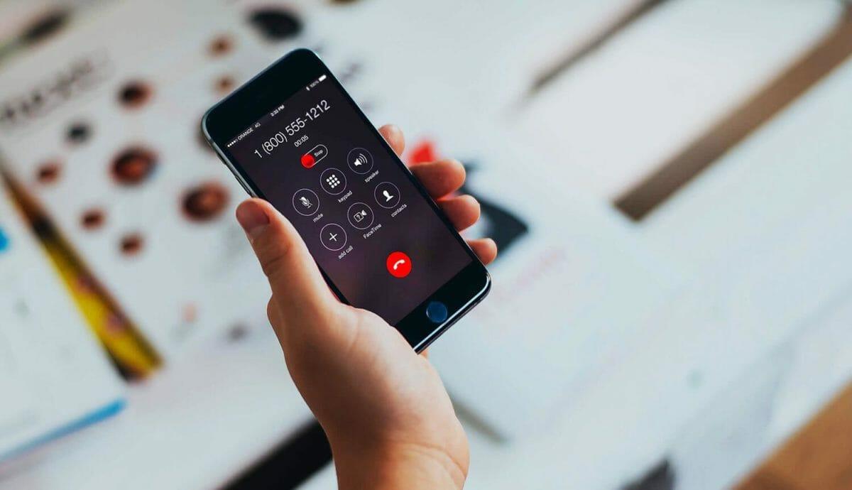 Запись разговора на iPhone