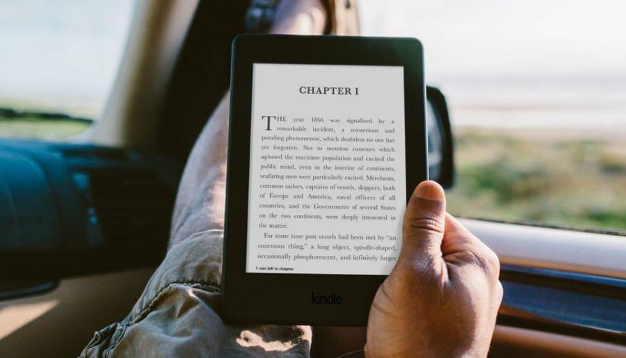 Рис. 11 Kindle Paperwhite