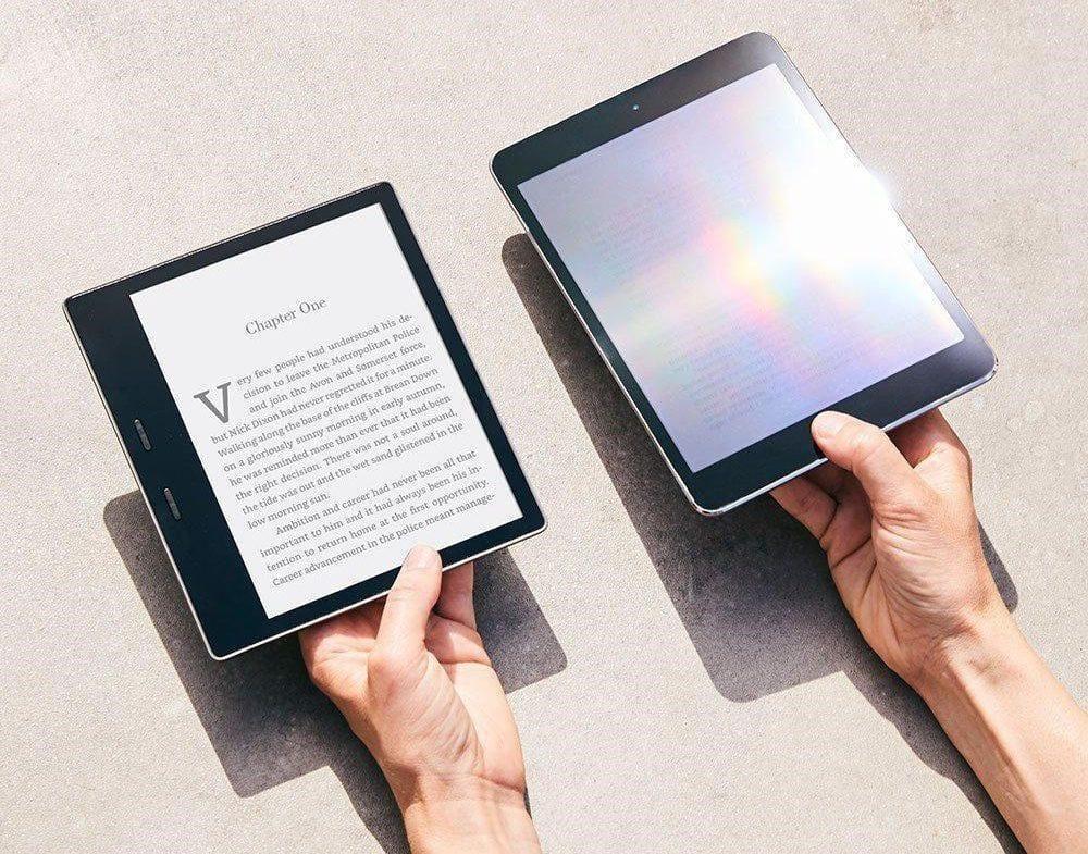 Рис. 3 Kindle Oasis