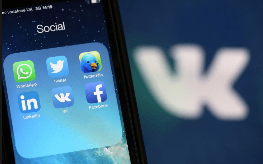 Моя страница ВКонтакте как войти моментально