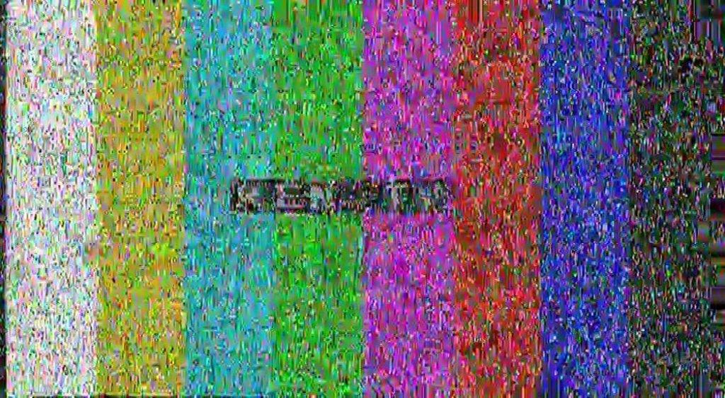 У телевизора пропало изображение