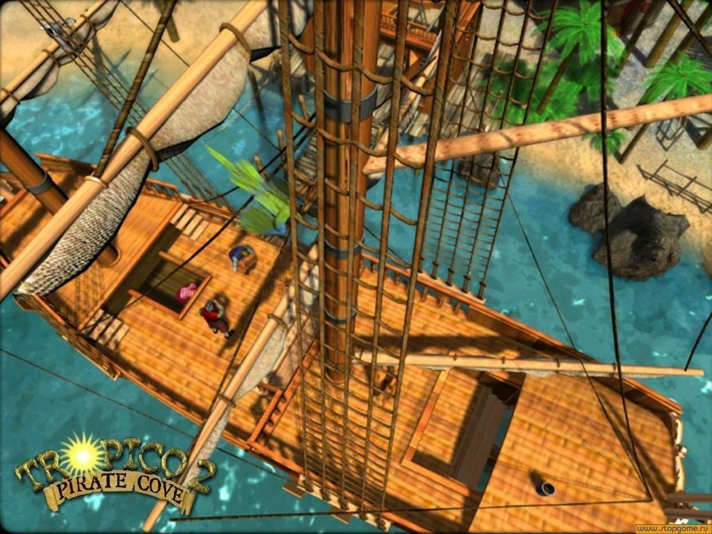 Рис. 11 - Tropico 2: Pirate Cove