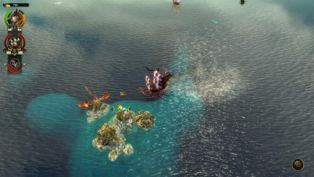 Рис. 4 - Pirates of the Black Cove