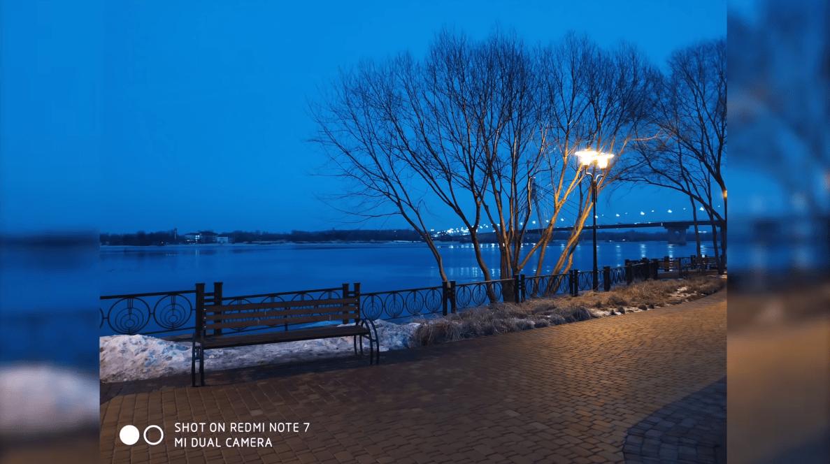 Рис. 28. Фото в ночном режиме 2