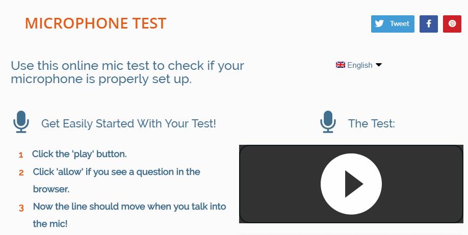 Onlinemictest.com