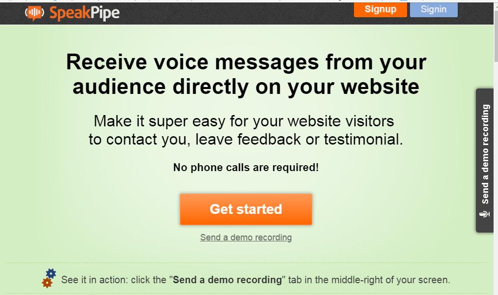 Speakpipe.com