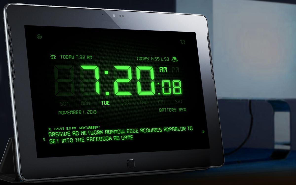 Онлайн будильник на компьютер
