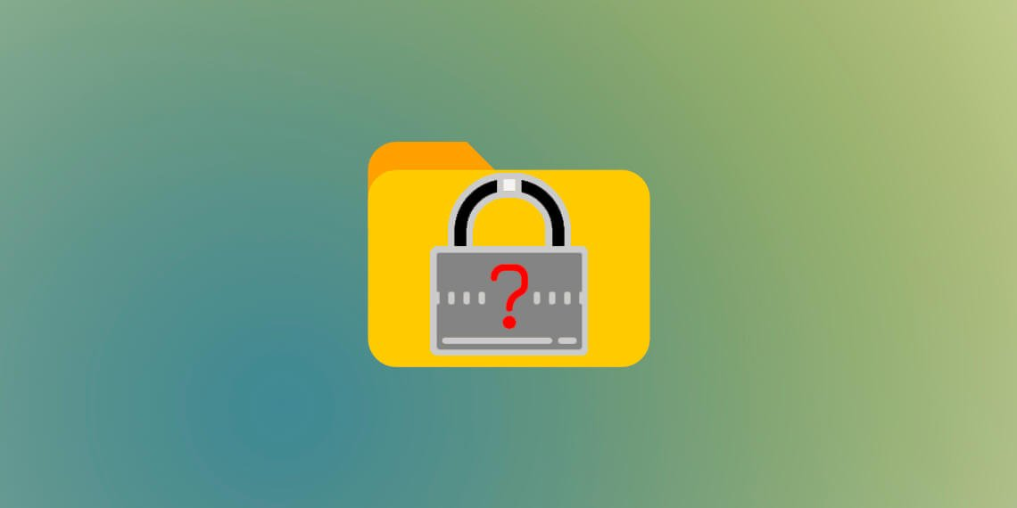 Как поставить пароль на папку: пошаговая инструкция в картинках [Объясняем просто]