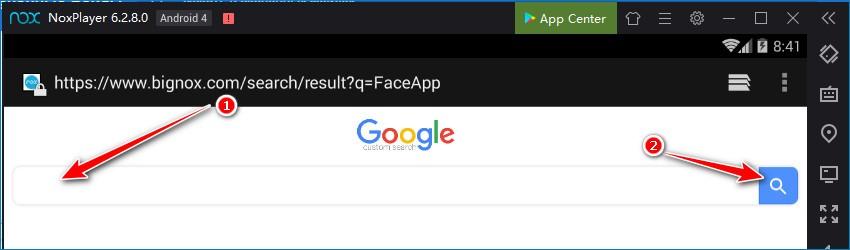 Face App онлайн без скачивания бесплатно