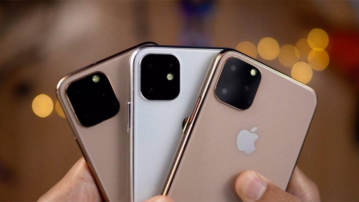 iPhone 11- Все, что известно о новых смартфонах от Apple [Инсайды от Про]